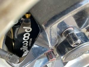 Wilwood brakes Porsche 944