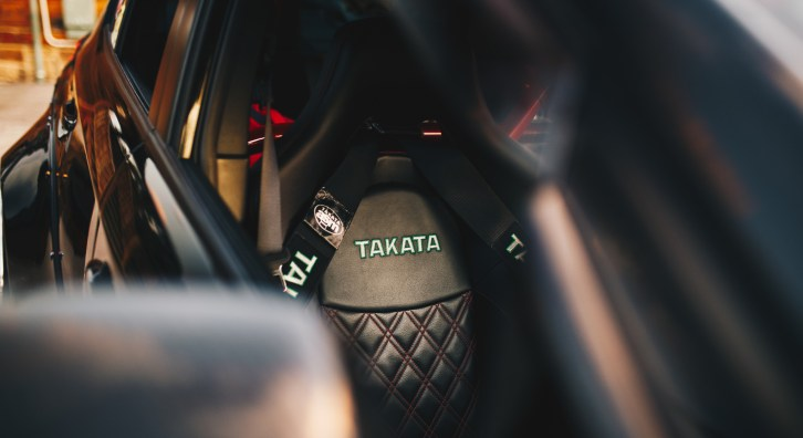 Takata Racing seats