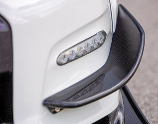 Nissan GTR canards