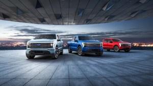EV trucks