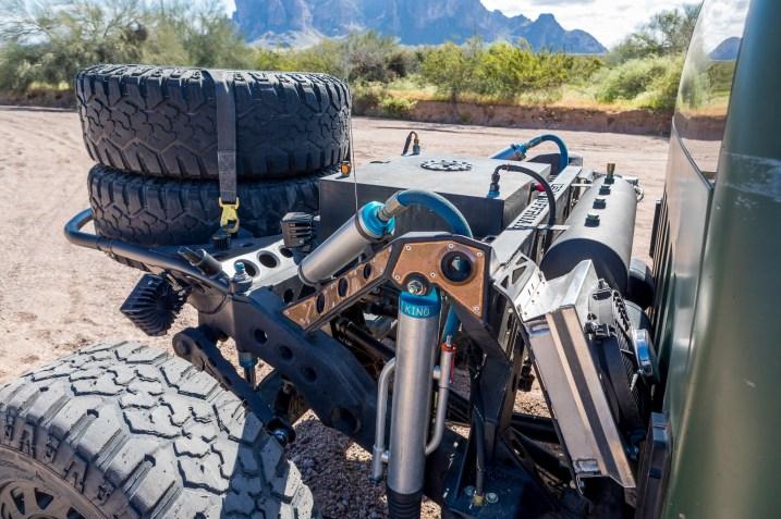 silverado suspension