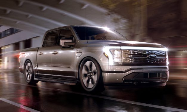 Ford Lightning // Electric F-150