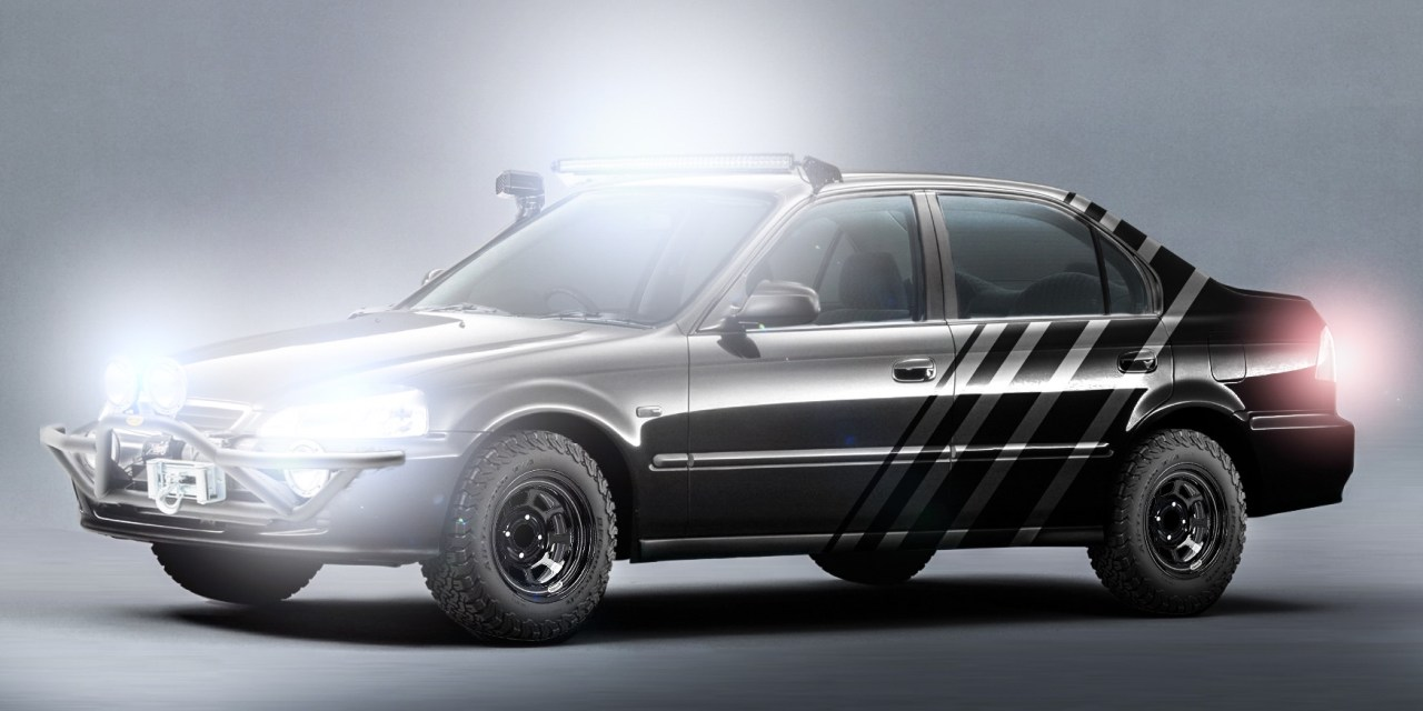 We're Building A Lifted, Gambler 500 Style Off-Road Honda Civic