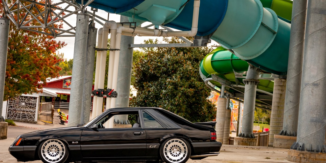 Foxbody Movin' – low & steady wins the race