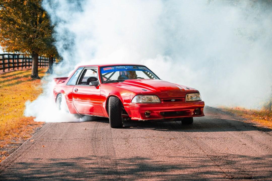 foxbody drift