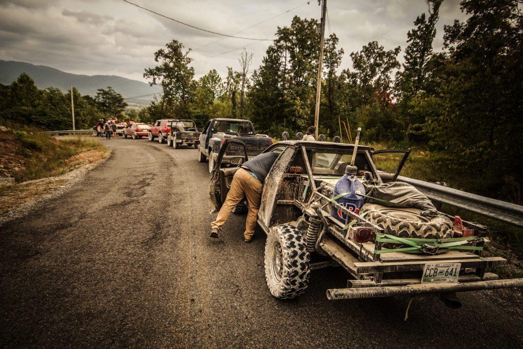 Gambler 500 Trail Cleanup