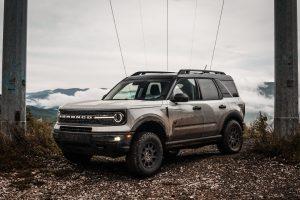 Bronco Sport Power Line Trail