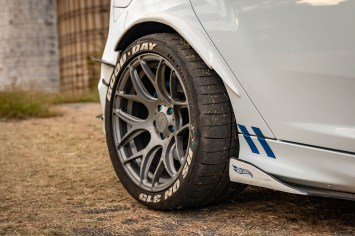 Ford Focus 18x10.5