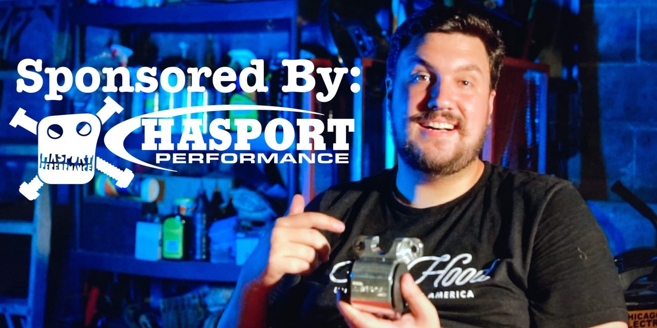 Lifted Civic Update #12: Hasport Mounts, Plus B-Series Test Fit!