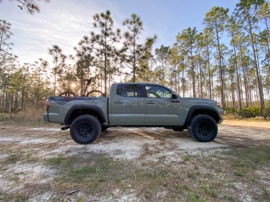 Toyota Tacoma TRD PRO Review // That's a yes from me dawg