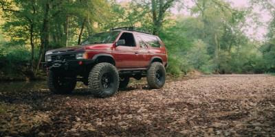 Cross Streams // Solid Axle Swap WD21 Nissan Pathfinder
