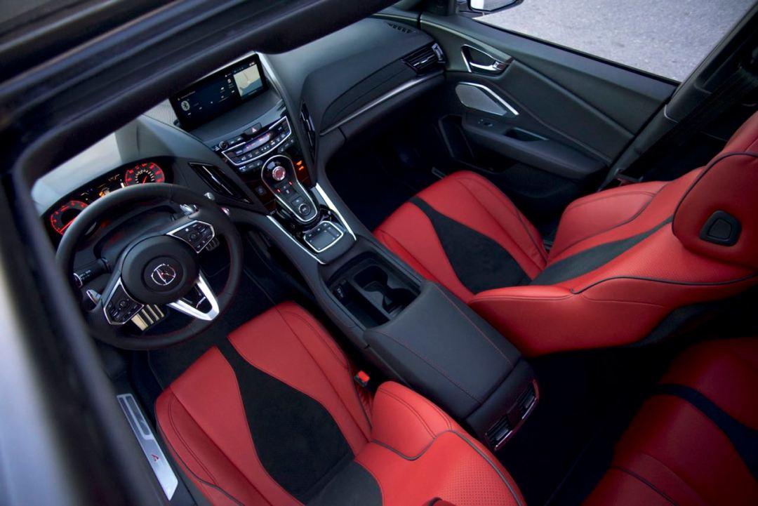 Acura RDX ASPEC Interior