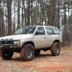 Lifted Nissan Pathfinder D21 1987 1995 S3 Magazine