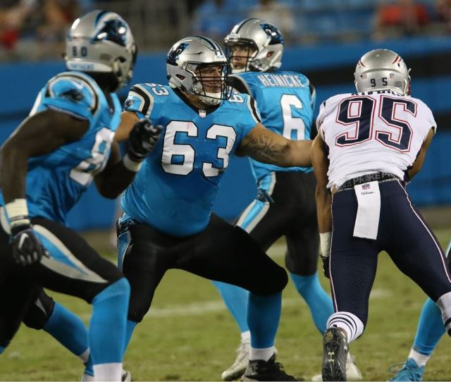 Report Undrafted Rookie Brendan Mahon Makes Panthers Roster