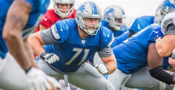 Image result for ricky wagner detroit lions