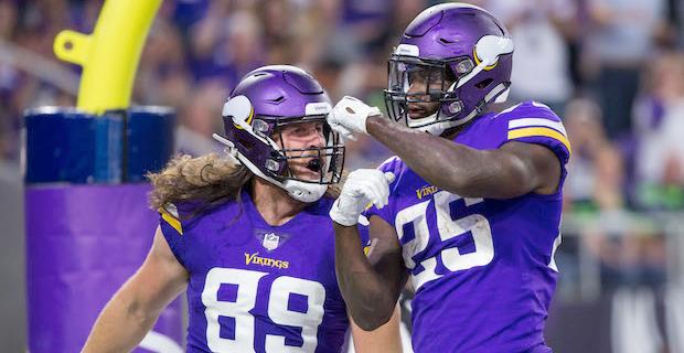 Vikings Vs Seahawks Highlights From Preseason Win