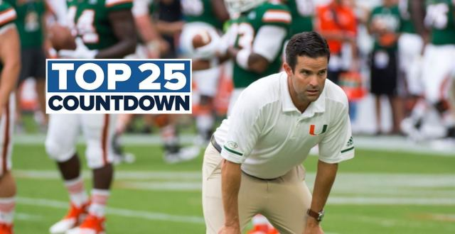 Spring Preview: Can No. 25 Miami rediscover its swag?