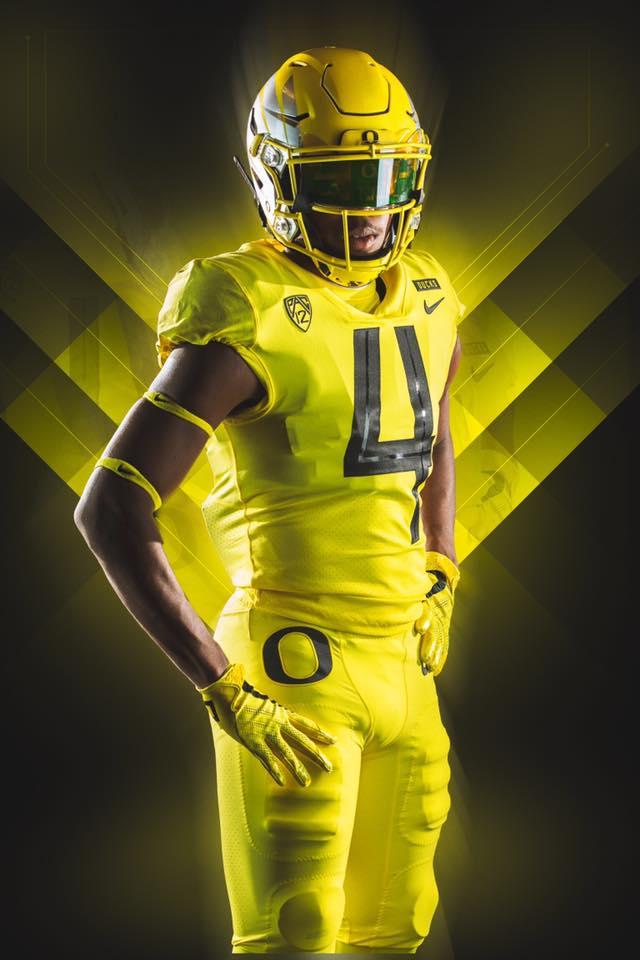Oregon Uniforms History
