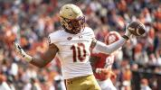 ACC releases Boston College's 2021 football schedule