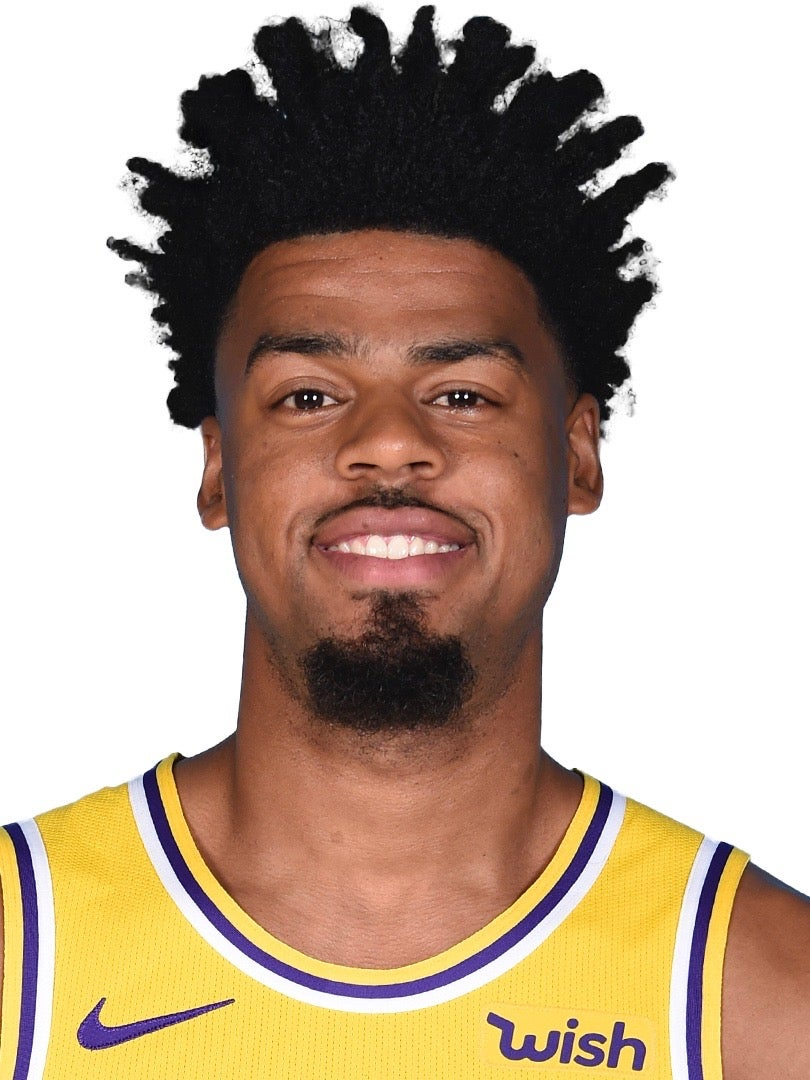 Quinn Cook Hairstyle : quinn, hairstyle, Quinn, Cook,, Angeles,, Point, Guard