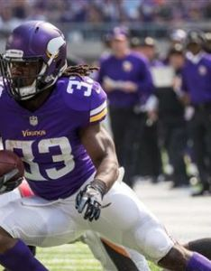 Halfbacks also vikings madden player ratings released for full roster rh sports