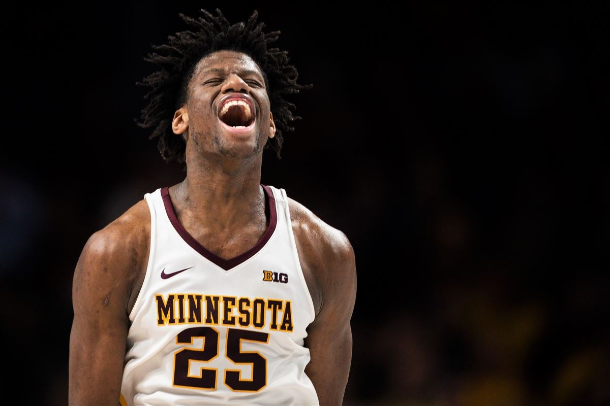 Daniel Oturu Drafted by the Wolves, traded to the LA Clippers