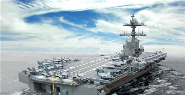 Why Russian China Fear US FordClass Aircraft Carriers