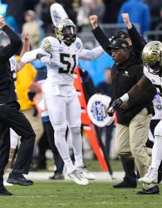 also wake forest football top fall camp position battles rh sports