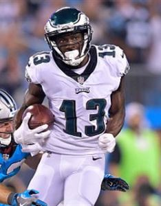 also ranking the wide receivers on philadelphia eagles roster rh sports