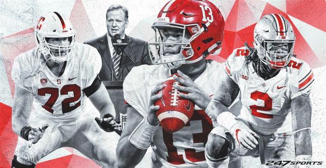 Way-too-early 2020 NFL Draft Big Board