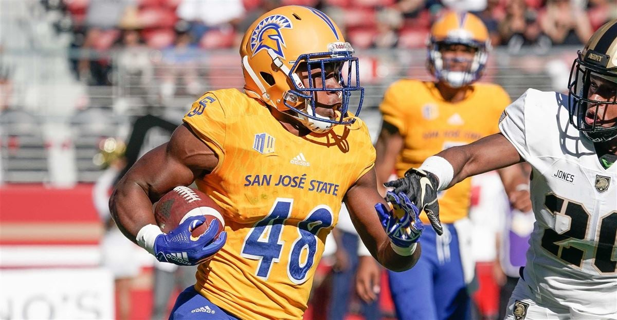 San Jose State Reveals 2019 Football Game Dates