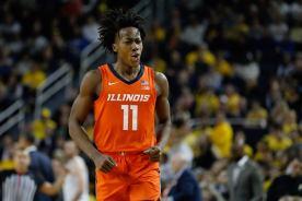 Ayo Dosunmu still 'pretty much 100-percent focused' on NBA Draft