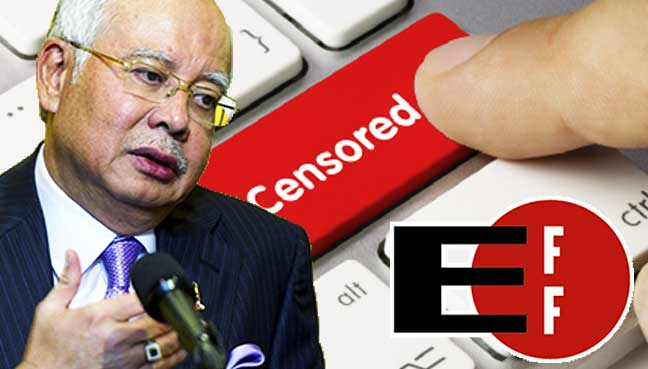 Image result for Malaysia censors Media