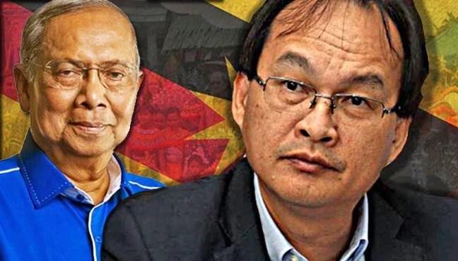 PKR, Baru Bian, Adenan Satem, Sarawak, autonomy