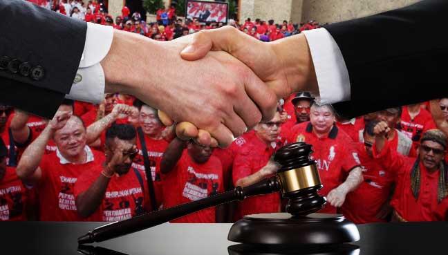 Merah-lawyer