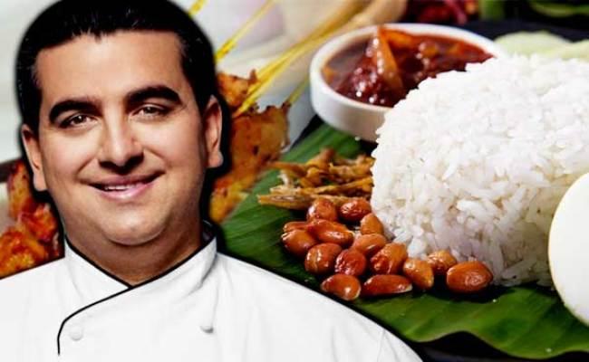 Nasi Lemak Satay Draw Celebrity Chef To Malaysian Food