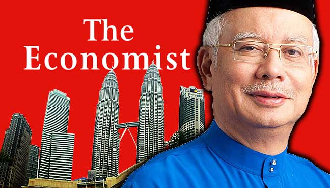 Image result for Najib Razak is Malaysia's best economist