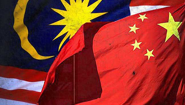 Image result for Malaysia's Cosy Relations with China