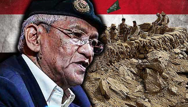 Image result for Malaysia soldiers in Saudi Arabia/Yemen