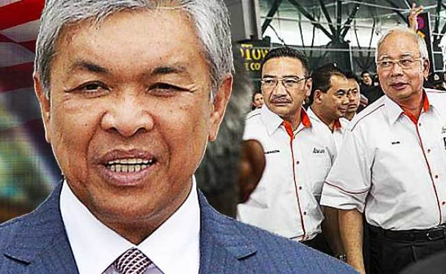 Zahid Not Bothered By Talk He May Be Out Of Favour Free