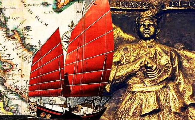 Hang Tuah Is Chinese Hang On A Second Free Malaysia Today