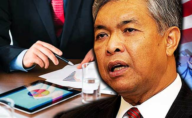Zahid Corporate Leaders Should Show Confidence In