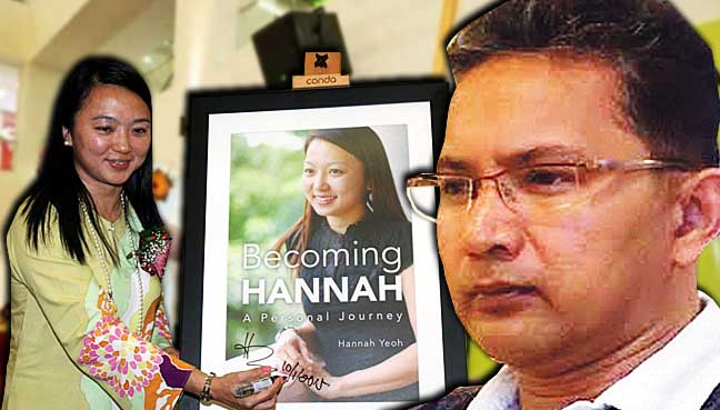 Image result for hannah yeoh's autobiography