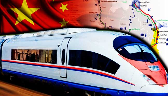 Image result for ecrl malaysia