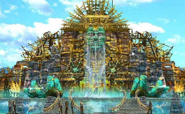 Move Over Disney Mexico Plans Mayan Theme Park Free