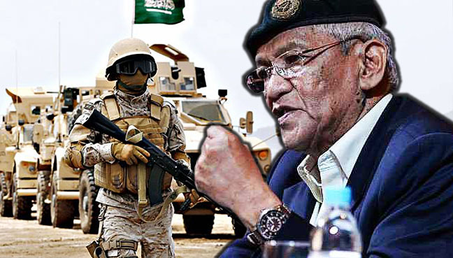 Image result for Malaysian troops in Yemen