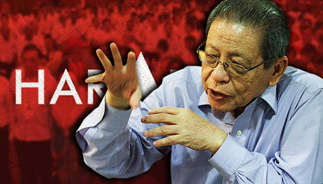 Image result for Lim Kit Siang blogspot