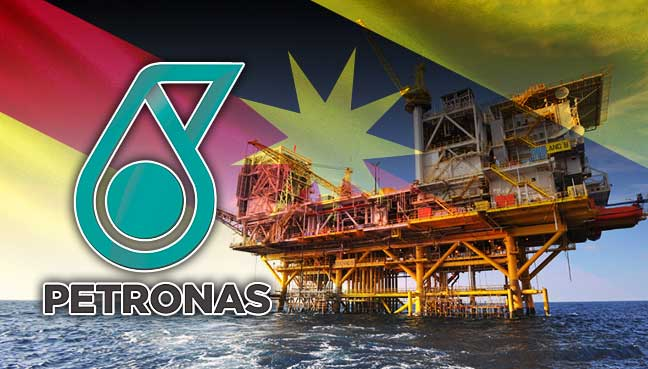 Image result for petronas and sarawak