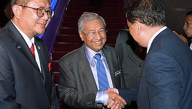 Image result for dr mahathir