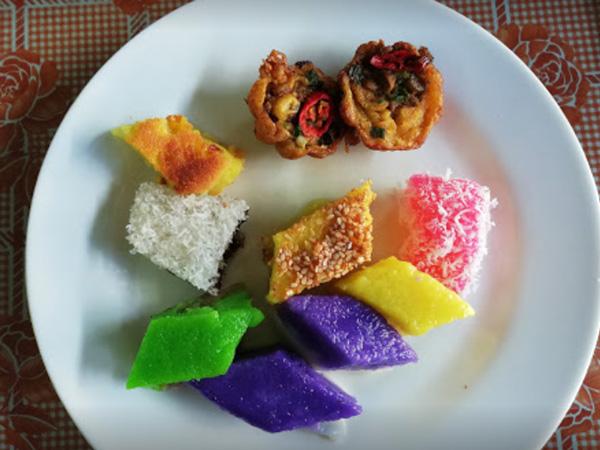 Where to eat in Melaka? Perhentian Kueh Kampong